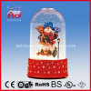 Round Top CaseのスノーマンChristmas Decoration