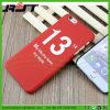 Caja plástica del teléfono celular del estilo de la simplicidad para el iPhone 6/6s (RJT-0351)