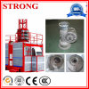 El reductor de aluminio del bastidor de la gravedad para la construcción alza a surtidor en China