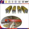 Unipole isolierte Leiter-Schienen für Laufkran-Stromversorgung