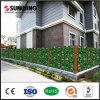 2015安いPVC Artificial PlantsおよびFlowers Fences