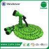 Tuyau de jardin 2016 extensible convenable en plastique de vente chaud pour le jardin