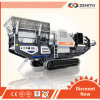 Portabel Concasseur, Concasseur de Zenith (LD-PFW1315)