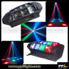 Discoteca Light 8X3w Mini LED Spider Light di registrazione