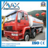 300HP de Tankwagen van de Tankwagen Oil Transportation Truck/Oil CNG van HOWO 6*4