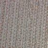 Stretch grisâtre Lace Fabric pour Garments Wedding Dress ou Hometextile