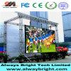 Miete LED-Bildschirmanzeige der Qualitäts-P10 im Freien