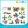 Los ladrillos de interior Zona de juegos juguete niño juguete bloques de plástico (FQ-6009)