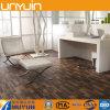 Plancher en bois insonorisé luxueux de PVC de regard pour d'intérieur