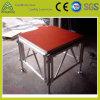 1.22mm*1.22mmの調節可能で移動可能な屋外の合板のアルミニウム照明段階