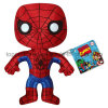 Jouets mignons de peluche de dessin animé de peluches de Spiderman pour l'usager/festival