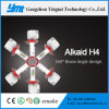 H4 LEDの高い発電LED自動ヘッドランプのクリー族Xhp50の自動車の付属品