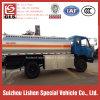 De Vrachtwagen van de Olietanker van Dongfeng van de Automaat van de brandstof