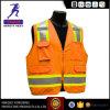 Het hoge Vest van de Veiligheid van het Zicht Weerspiegelende voor Volwassenen