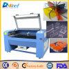 Cortador do laser do CO2 do CNC vidro acrílico/orgânico do preço