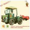 De MiniLandbouwbedrijf Gearticuleerde Cultuur die van uitstekende kwaliteit van de Verrichting van de Landbouwer van het Wiel van de Tractor van het Wiel Stabiele Meststof doorploegt