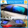 Película teñida camaleón solar exterior de la ventana del coche de los accesorios