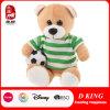 O luxuoso da alta qualidade encheu o fornecedor feito sob encomenda dos ursos dos brinquedos