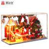 DIY 크리스마스 선물 소형 나무로 되는 장난감