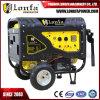 tipo silencioso portable generador de 3.6kVA 3600W de la gasolina para la venta