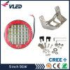 Indicatore luminoso di azionamento del CREE LED dell'indicatore luminoso 9 del LED '' (lavoro rotondo 96W 160W 185W del CREE 9inch della lampada fuori strada di IP68 4X4)