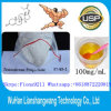 Propionato 57-85-2 aptitud intramuscular de Trement de la testosterona de la pureza del 99% y de la salud