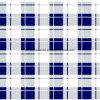 100%Polyester de klassieke Blauwe Afgedrukte Stof van de Academie Pigment&Disperse voor de Reeks van het Beddegoed