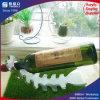 Cremalheira de indicador do frasco de vinho do suporte/plexiglás do vinho de PMMA