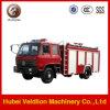 Het Water geven van Dongfeng 4*2 4000L de Vrachtwagen van de Brand