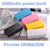USB 5V 5200mAh Perfume Power 은행 2X18650 Battery Charger