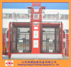 2 tonnes construisant des élévateurs avec Gestionnaire-Shandong de trois états Mingwei