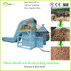 Wood Waste를 위한 Dura-Shred High Efficiency Grinding Machine