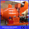 De hete Concrete Mixer van de Dieselmotor van de Verkoop Hydraulische