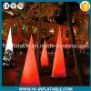 Sale를 위한 Sale 최신 Christmas 정원 Decoration LED Lighted Inflatable Pillars