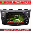 Car DVD Player for Pure Android 4.4 Car DVD Player with A9 CPU Capacitive Touch Screen GPS Bluetooth for Suzuki Swift/Ergita (AD-7124)