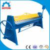 Machine se pliante manuelle de plaque métallique (cintreuse WS-1.5X1300 WS-1.5X3000 de tôle)