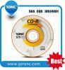 CD-R imprimibles del chorro de tinta blanco registrable