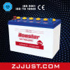 N70z 12V75ah 12volt Dry Low Self Discharge Car Battery