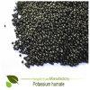 Het Kalium Humate van de Staat van de Korrel van de fabrikant van Leonardite die de Meststof van de Landbouw van de Opbrengst bevorderen