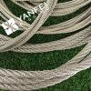 Cuerda de alambre de acero inoxidable para el infante de marina