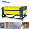 Acryllederne Gummi-CO2 Ausschnitt-Stich-Laser-Plastikmaschine