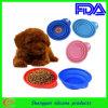 Cuvette professionnelle d'animal familier de silicone (SY-DW-114)