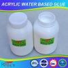 Agua Acrílico base adheisve