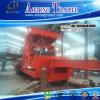 Reboque de giro hidráulico do caminhão do transporte da lâmina do vento Semi