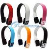 O rádio de Bluetooth ostenta o auscultadores estereofónico dos auriculares