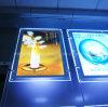 Casella chiara sottile di pubblicità dell'interno della visualizzazione LED di Illuimated