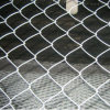 사슬 Link Fence 또는 Galvanized Chain Link Fence