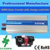 солнечный инвертор 500W с регулятором обязанности для солнечной системы (CM-P500W)