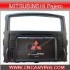 GPS를 가진 Mitsubinshi Pajero, Bluetooth를 위한 특별한 Car DVD Player. (CY-9807)