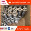 Norme ANSI transparente d'acier du carbone de peinture B16.5 150#Slip sur la bride